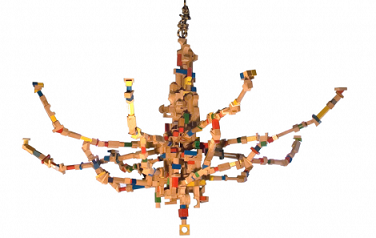 chandelier-brick-blocks