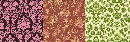 damask-fabric-pattern-examples