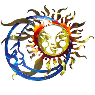 sun-moon-shiny-sculpture