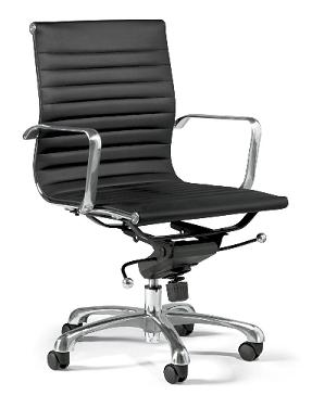 black-adjustable-swivel-home-office-chair