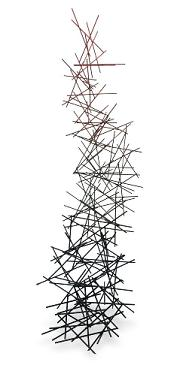 floor-sculpture-pick-up-stix-painted-wire