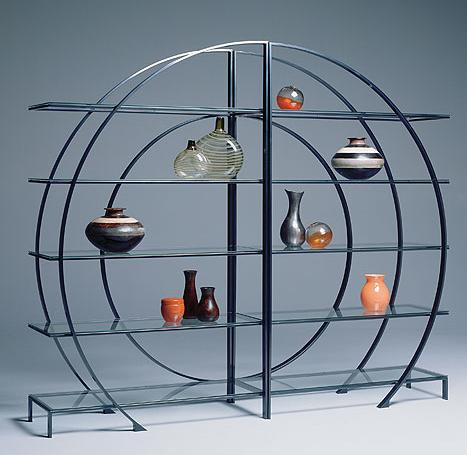 circular-eclipse-metal-etagere-with-glass-shelves