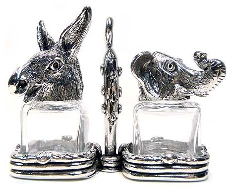 democrat-donkey-republican-elephant-salt-pepper-shakers
