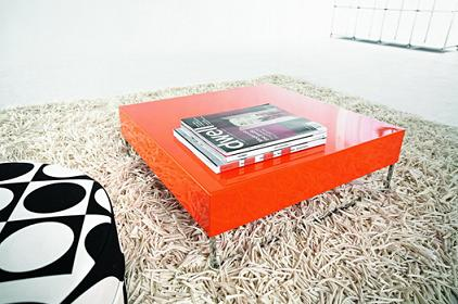 Cross-Contemporary-Coffee-Table-Orange