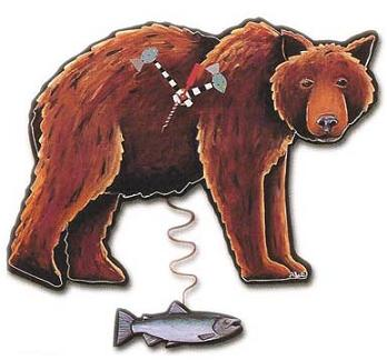 bear-wall-clock-with-pendulum-fish