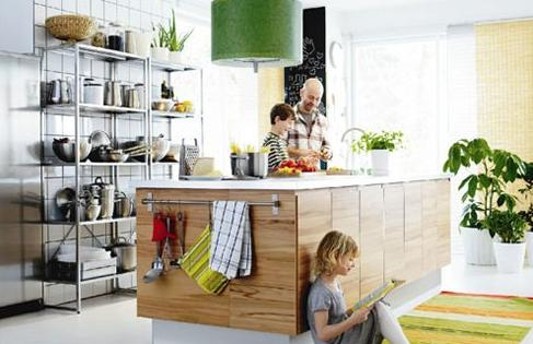 Diy Metal Kitchen Shelves For The Home Pinterest Metal Kitchen