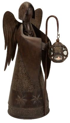 tall-angel-lantern-candle-holder