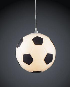 soccer-ball-ceiling-light