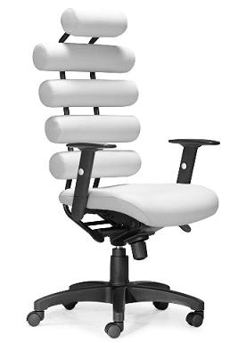 White Cloud Home Office Chair