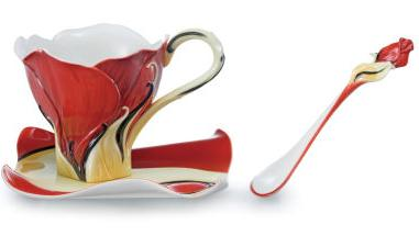 rose-shaped-tea-cup-saucer-spoon-set
