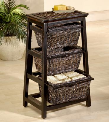 triangular-wicker-basket-stand