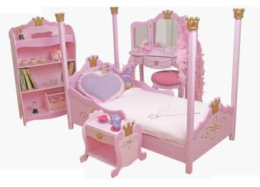 Designing A Princess Themed Bedroom