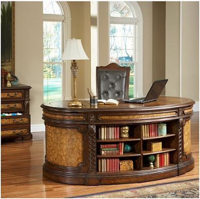 Genial Perfectly Functional In All Qualities Imaginable, The Ambella Home Office  Executive Desk ...