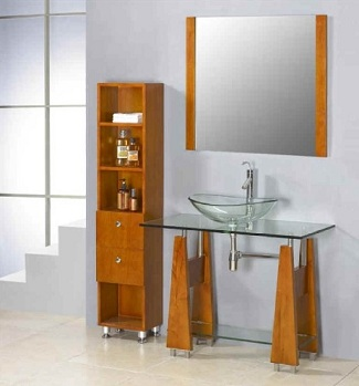 Bathroom Cabinetry on Bathroom Vanities