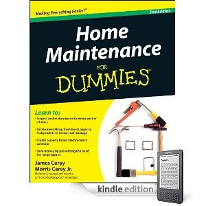 home maintenance for dummies kindle ebook by james and