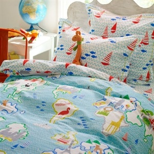 Map of the world kids bedding set from designers guild home you gumiabroncs Images