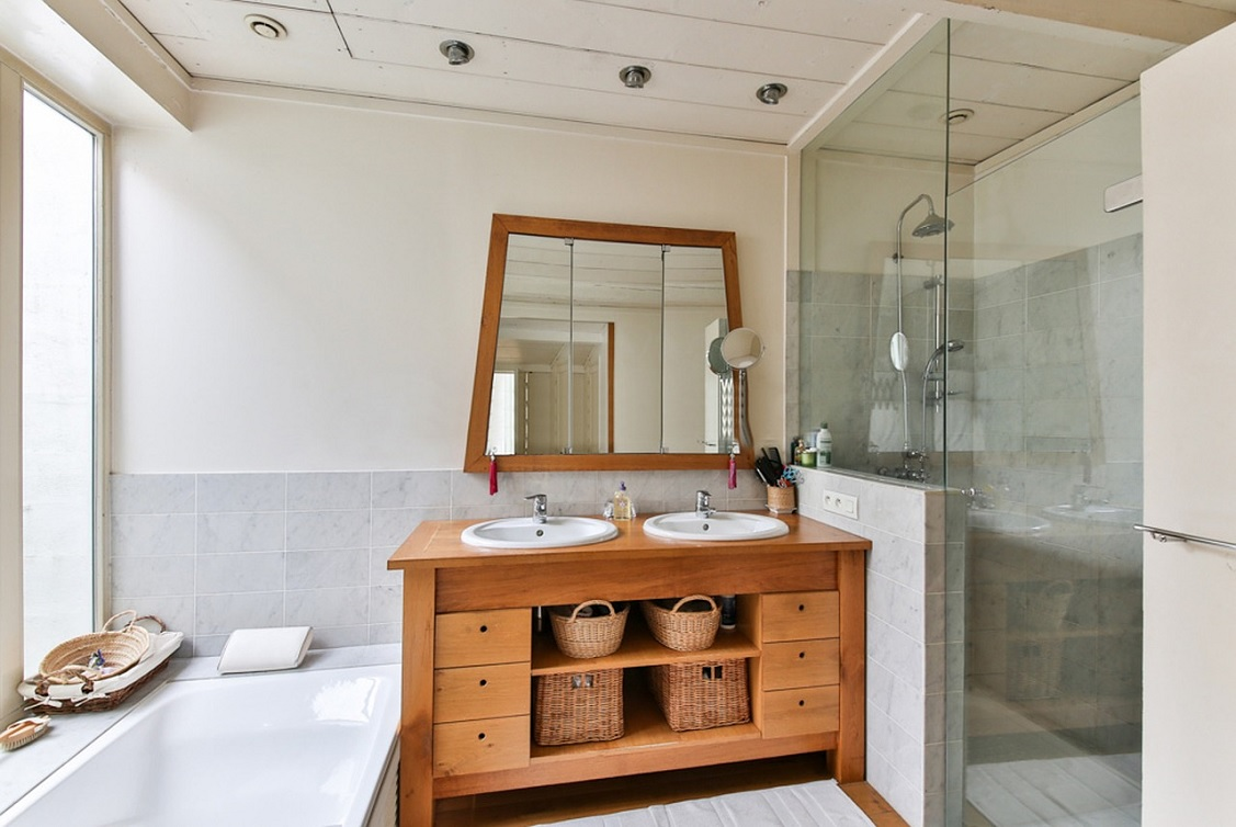When You Plan The Design Of Your Bathroom As A Whole, At The Same Time,  Youu0027re Able To Create A Harmonious Balance Between All The Different  Features And ...